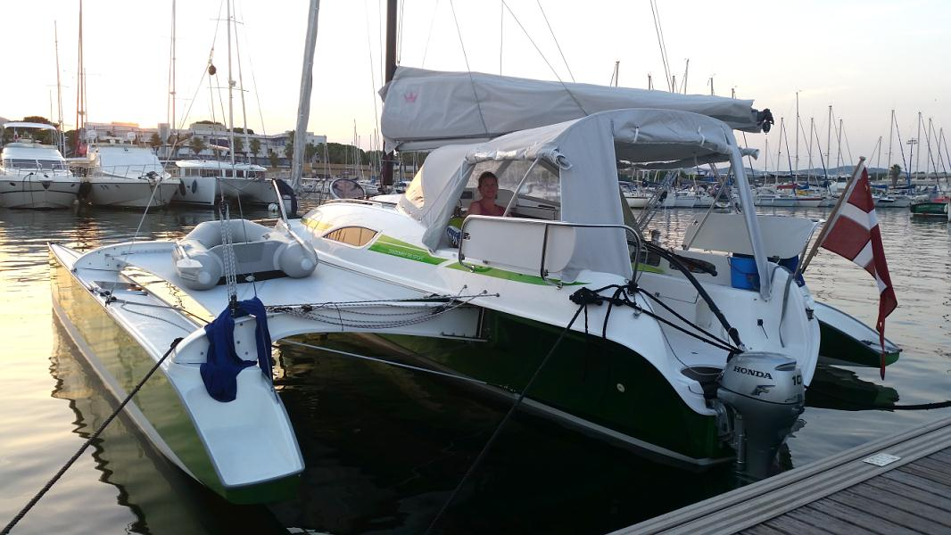 Sailboat For Sale: Dragonfly Sailboat For Sale